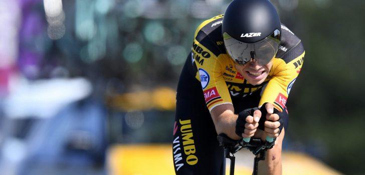 Wout van Aert rijdt olympische tijdrit in Tokio, Victor Campenaerts reserve