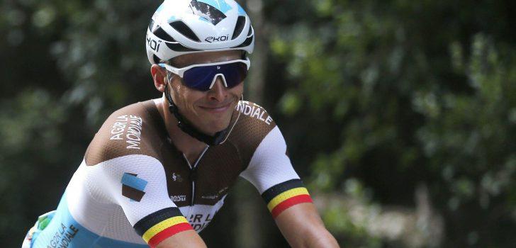 Oliver Naesen voert AG2R La Mondiale aan in Gent-Wevelgem