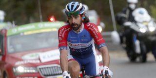Tour 2020: Jérôme Cousin haalt tijdslimiet niet in Villard-de-Lans