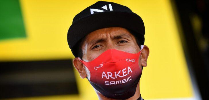 "Nairo Quintana na mislopen Giro-wildcard: ""Ik zal me nu focussen op de Tour"""