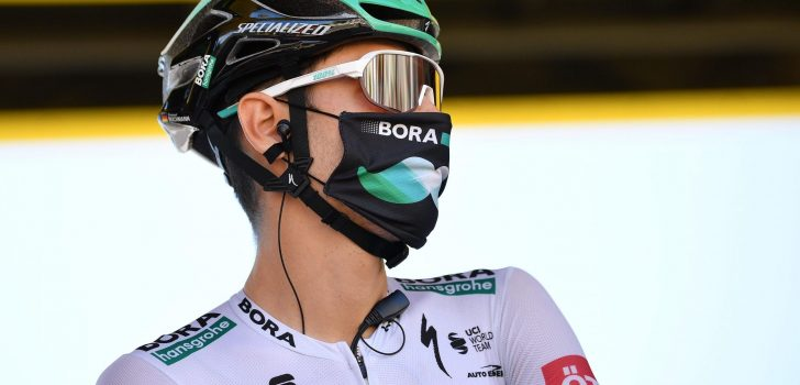 BORA-hansgrohe neemt Buchmann mee naar Tour de France