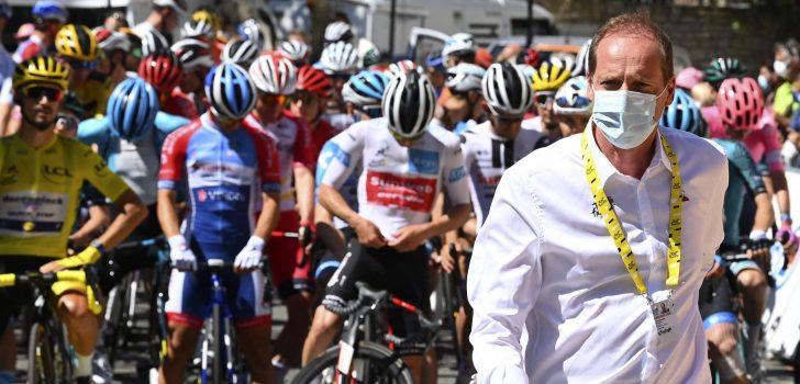 Tour 2020: Geen positieve coronatests bij de renners, compleet peloton mag van start