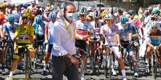 """Tourbaas Prudhomme: """"Parijs halen was een overwinning op zich"""""""