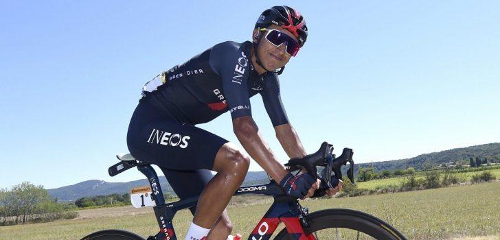 """Egan Bernal finisht als tweede op Mont Ventoux: """"De koers verliep perfect"""""""