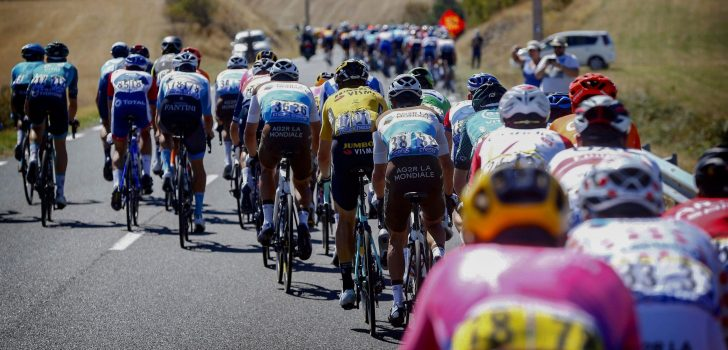 "Prudhomme over Tour de France 2021: ""Vier tot vijf potentiële waaieretappes"""