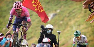 """Daniel Felipe Martínez kon 'plots' winnen in de Tour: """"Ongelooflijk!"""""""