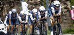 Trek-Segafredo begint Giro Rosa met zege in ploegentijdrit