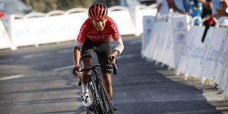 Nairo Quintana staat voor maandenlange revalidatie na knieoperatie