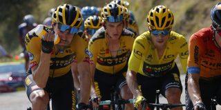 'Dumoulin krijgt in Vuelta het gezelschap van Roglic en Kuss'