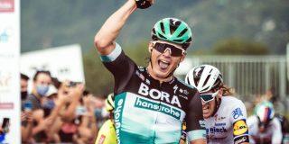 Tweede ritzege Laas in Ronde van Slowakije, De Bie tweede