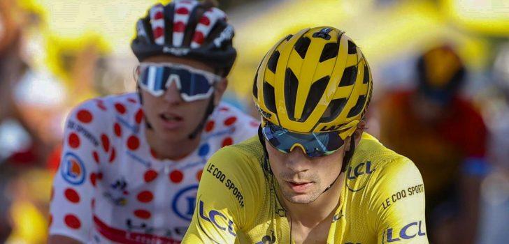 Succes van Pogacar en Roglic zorgt voor toevloed aan jonge Sloveense renners