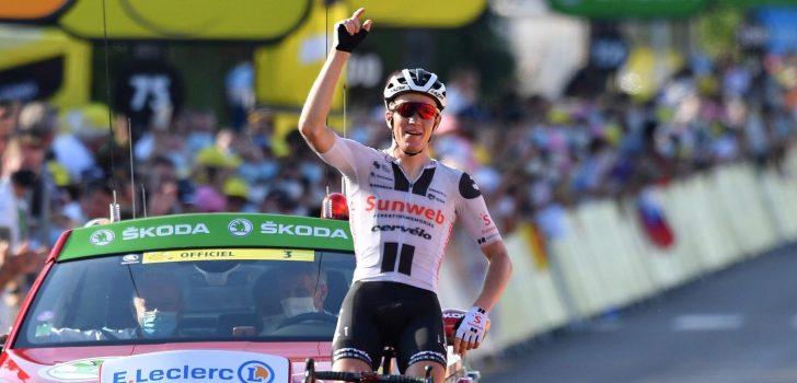 Tour 2020: Søren Kragh Andersen soleert naar tweede ritzege, Belgen laten zich verrassen