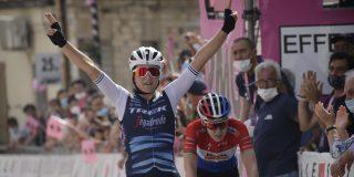 Anna van der Breggen pakt roze trui in Giro Rosa, ritzege Elisa Longo Borghini