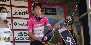 Giro Rosa in 2021 geen onderdeel van Women's WorldTour