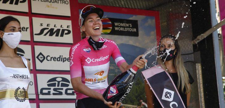 Giro Rosa komt met nieuwe naam, parcours en live-uitzendingen