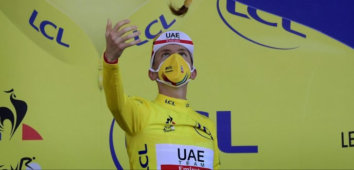 UAE Emirates met Pogacar, Hirschi en Kristoff naar de Tour