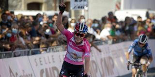 Anna van der Breggen stelt nieuwe eindzege in Giro Rosa veilig