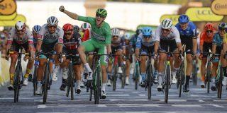 Tour 2020: Sam Bennett wint op Champs-Élysées, eindzege voor Tadej Pogacar
