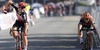"""Lotte Kopecky: """"We hebben het vrouwenwielrennen een heel mooie koers gegeven"""""""