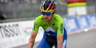 """Roglic had Van Aert graag wereldkampioen zien worden: """"Maar ik zat op mijn limiet"""""""