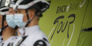Nederlandse ritten BinckBank Tour geschrapt, organisatie zoekt oplossingen