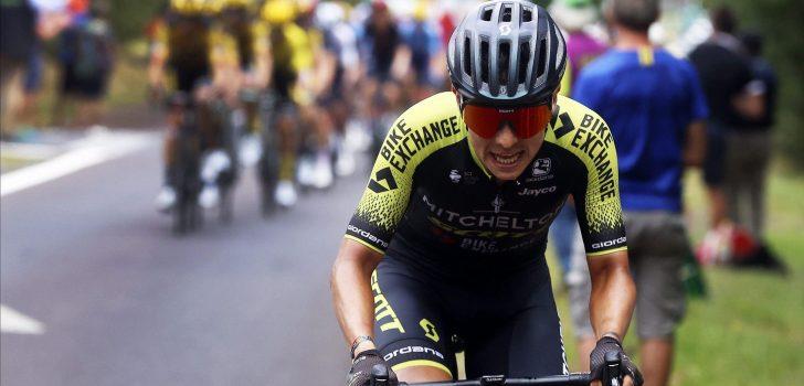Vuelta 2020: Mitchelton-Scott gaat met Chaves voor klassement