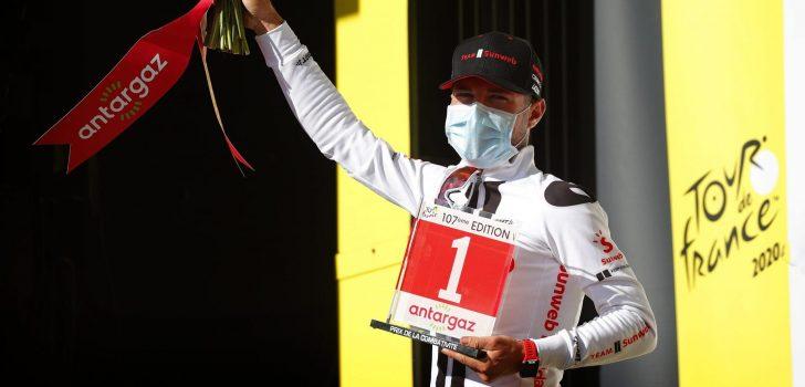 Tour 2020: Marc Hirschi wint Prijs voor de Superstrijdlust
