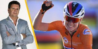 Opinie | Zonde dat Van der Breggen nog maar een jaar fietst