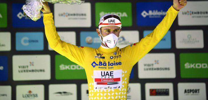 """Diego Ulissi na zege in Ronde van Luxemburg: """"Eindelijk is het raak"""""""