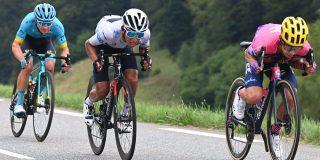 """Van Garderen over ploegmaat Urán: """"Hij kan nog altijd de Tour winnen"""""""