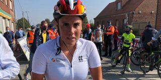 """Sanne Cant: """"Kopecky en D'hoore reden me los uit het wiel"""""""