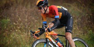 """Pello Bilbao schuift op in Giro d'Italia: """"Ik had toch nog wat energie over"""""""