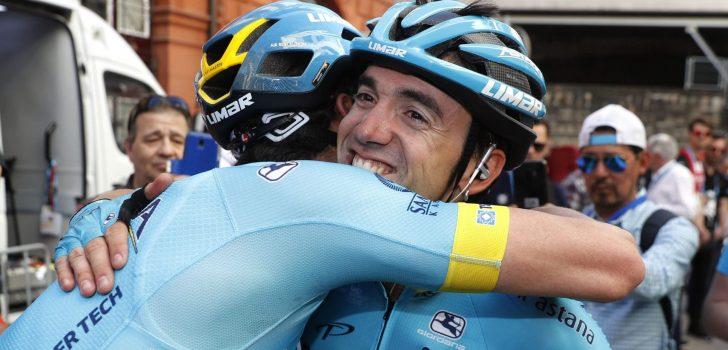 'Broers Izagirre verlengen hun contract bij Astana, Maté naar Euskaltel'