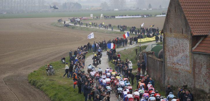 'Beslissing over Parijs-Roubaix pas volgende week'