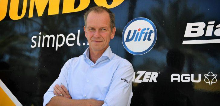 """Richard Plugge heeft vertrouwen in goede afloop Vuelta: """"Zeer strak coronaprotocol"""""""