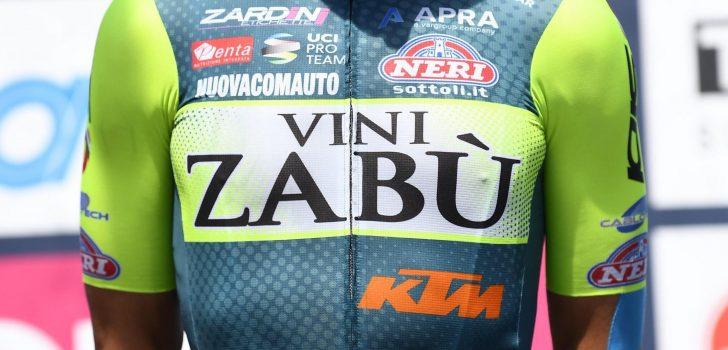 Giro 2020: Matteo Spreafico betrapt op dopinggebruik