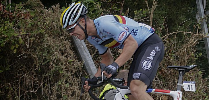Jens Reynders van ploeg-Merckx naar Sport Vlaanderen-Baloise