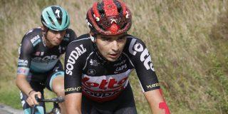 """Kobe Goossens doet het prima in de Vuelta: """"Ik had die bevestiging nodig"""""""