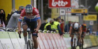 Mathieu van der Poel wint BinckBank Tour na indrukwekkende solo