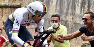 Giro 2020: Starttijden tijdrit naar Valdobbiadene