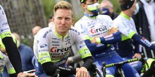Jan Bakelants beëindigt zijn seizoen na positieve coronatest