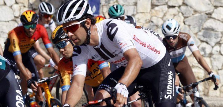 BikeExchange rekent in Parijs-Nice op Matthews en Lucas Hamilton