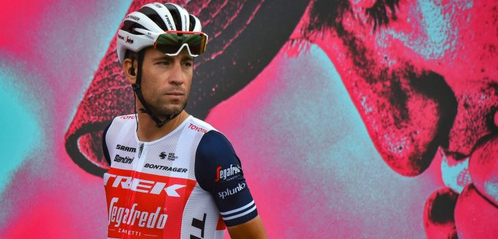 Fysiotherapeut verwacht dat Vincenzo Nibali start Giro haalt