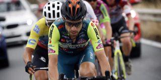 Giro 2020: Giovanni Visconti geeft op met knieblessure