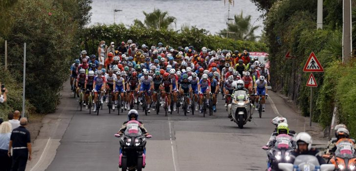 Brent Bookwalter spreekt zich uit na incident in de Giro d'Italia