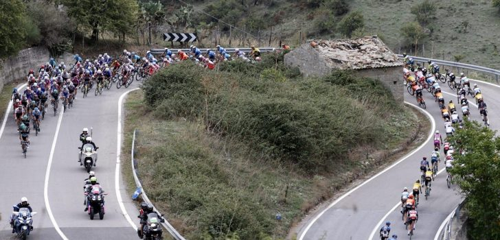 Giro 2020: Voorbeschouwing vijfde etappe naar Camigliatello Silano