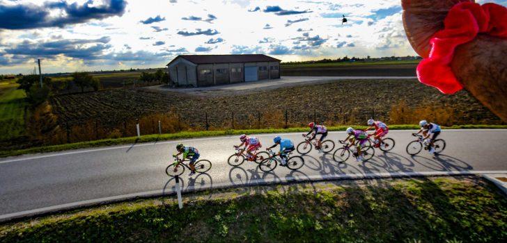Giro 2020: Geen nieuwe coronagevallen na testronden op donderdag en vrijdag