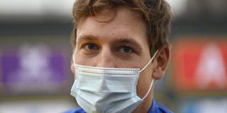 Maagproblemen hinderen Stefan Küng in de Ronde van Vlaanderen