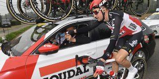 Amper negen Belgen aan de start van de Ronde van Spanje