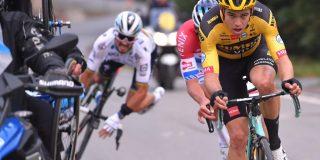 """Julian Alaphilippe over Ronde van Vlaanderen: """"Het was niet de schuld van de motard"""""""